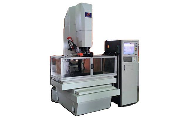 CNC EDM Blade Grinder